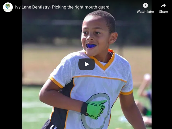 Picking the Right Mouthguard