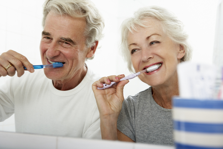 Good Oral Health- It's a Lifetime Commitment
