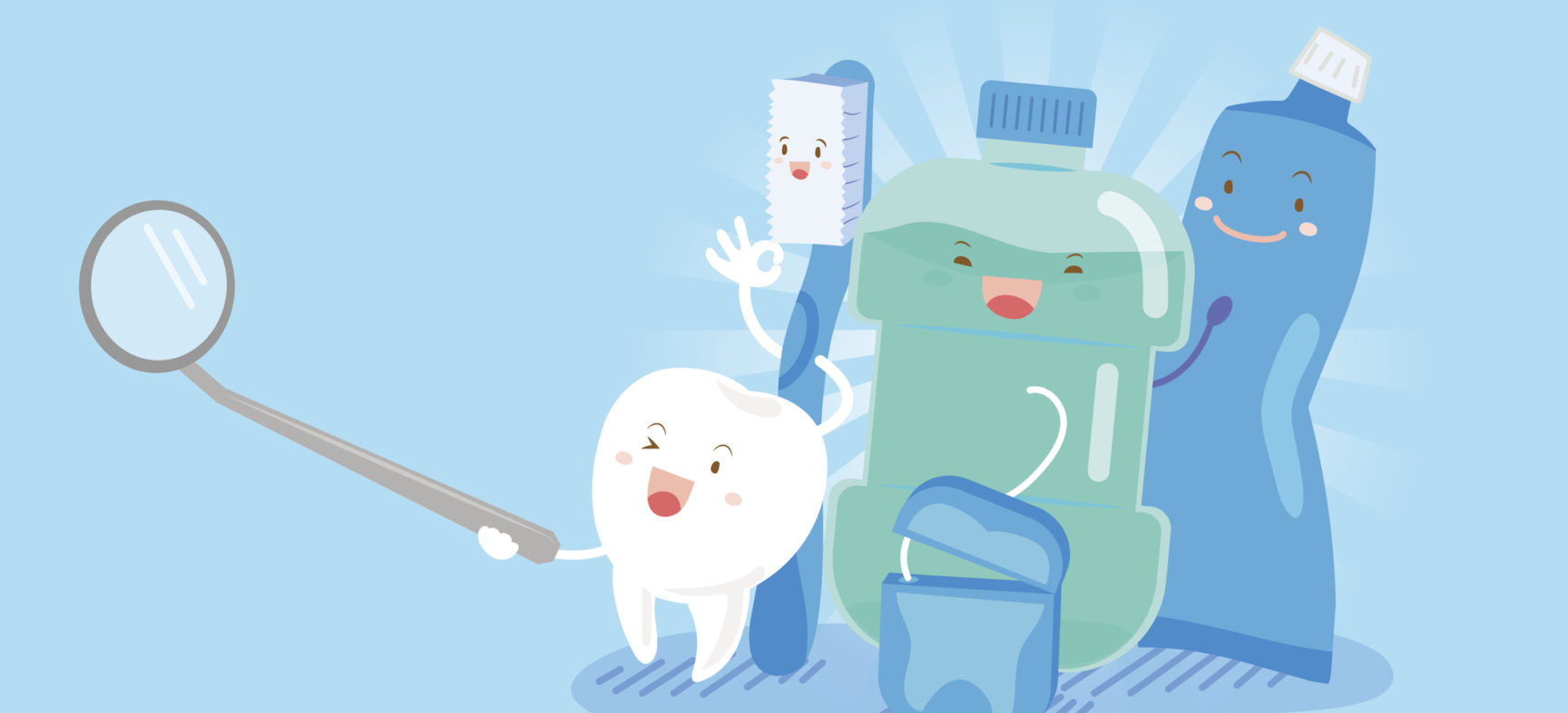 Happy Dental Hygiene Month